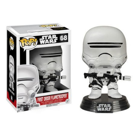 POP! Star Wars EP7 6224 POP Star Wars EP7 Flametrooper