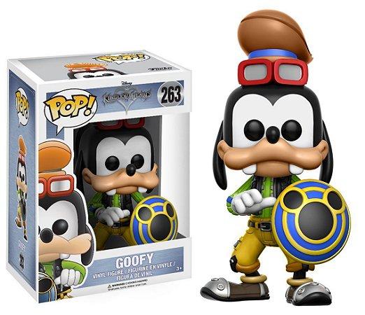 Boneco Vinil Funko POP Disney Kingdom Hearts - Goofy
