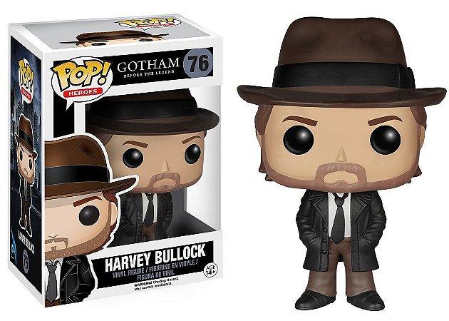 Boneco Vinil Funko Pop! Television Gotham - Harvey Bullock