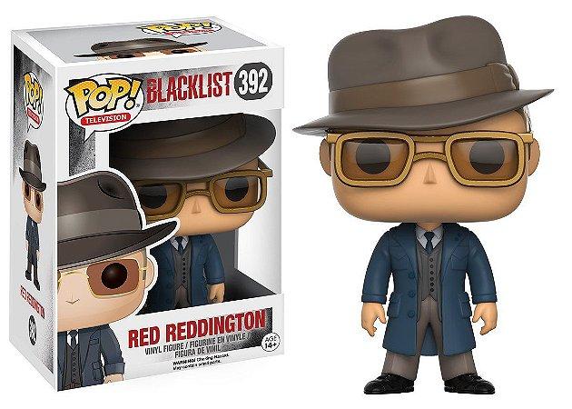 Boneco Vinil FUNKO POP! TV Blacklist Raymond Reddington