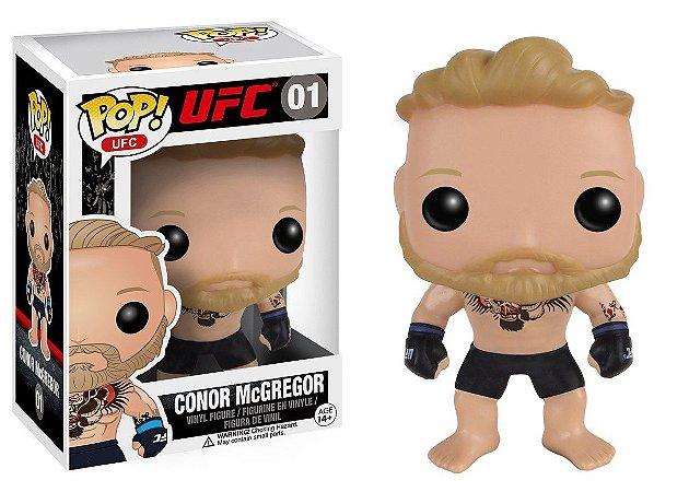 Boneco Vinil FUNKO POP! UFC Conor McGregor