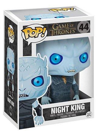 Boneco Vinil Funko Pop! Game Of Thrones - Night King