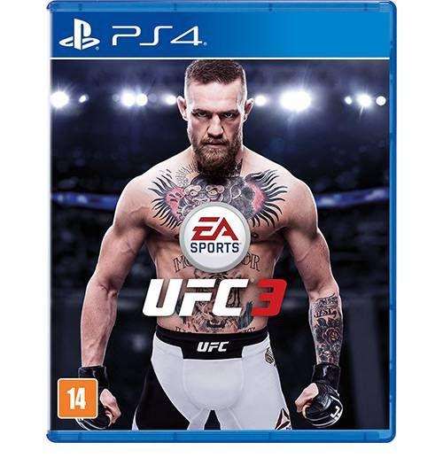 Game UFC 3 - PS4