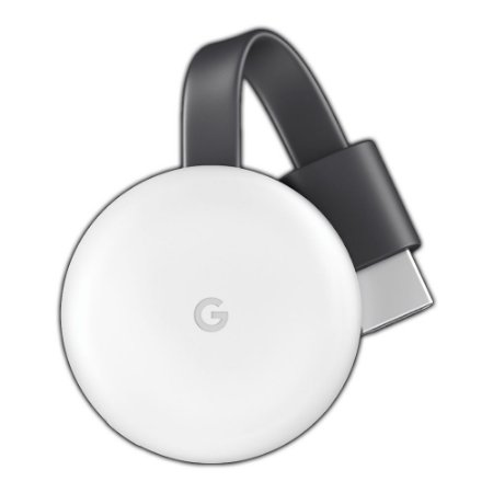 Google Chromecast 3 - Branco