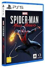 Marvels Spider-Man Miles Morales para PS5