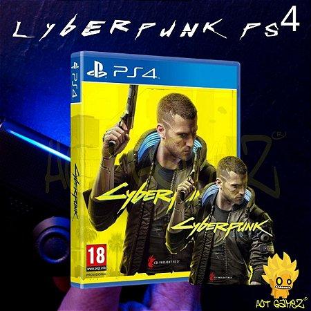 Jogo Cyberpunk 2077 - PS4
