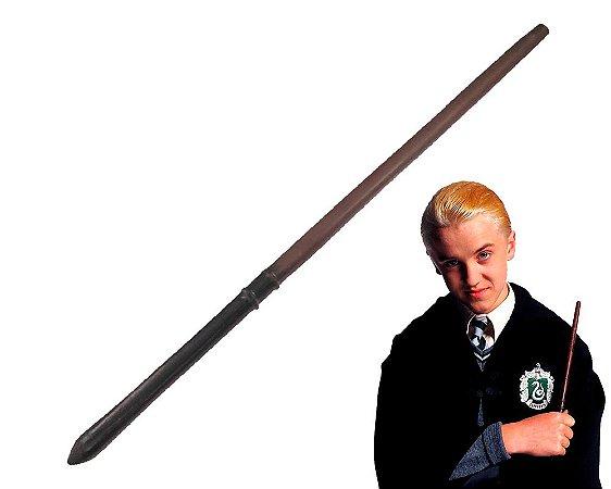 Varinha Mágica Harry Potter- Draco Malfoy- Alta Resistência