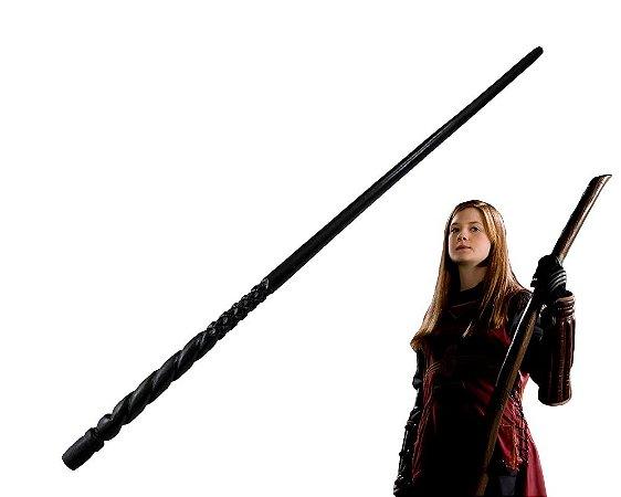 Varinha Mágica Harry Potter- Ginny Weasley- Alta Resistência