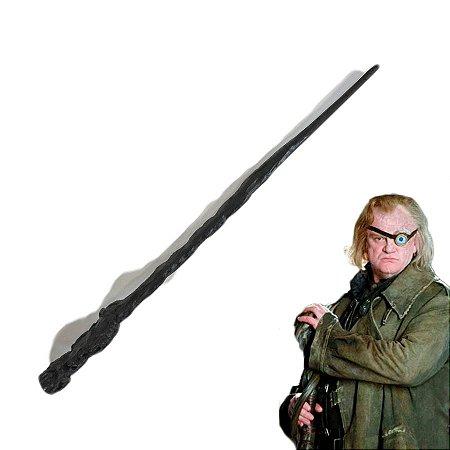 Varinha Mágica Harry Potter- Alastor Olho Tonto- Alta Resistência