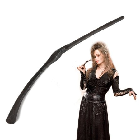 Varinha Mágica Harry Potter- Bellatrix- Alta Resistência