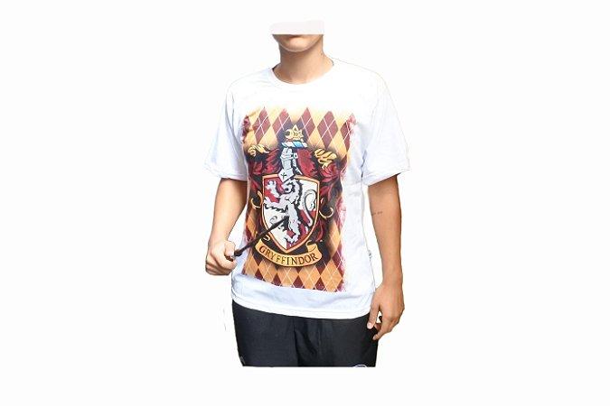 Camiseta Gryffindor + Varinha Harry Potter