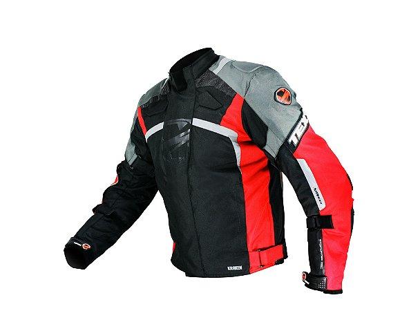 b2f01532a3 Jaqueta Kraken Impermeável Motociclista TEXX - XBiker Acessórios