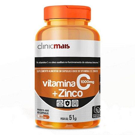 Vitamina C + Zinco - Chá Mais