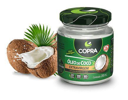 Óleo de Coco Extravirgem - Copra
