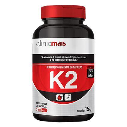 Vitamina K2 Chá Mais