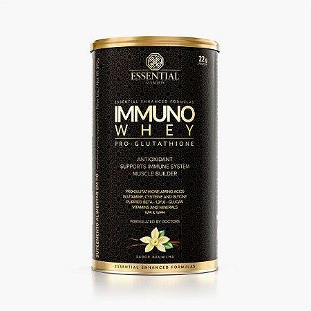 IMMUNO Whey Baunilha Lata 375g Essential Nutrition