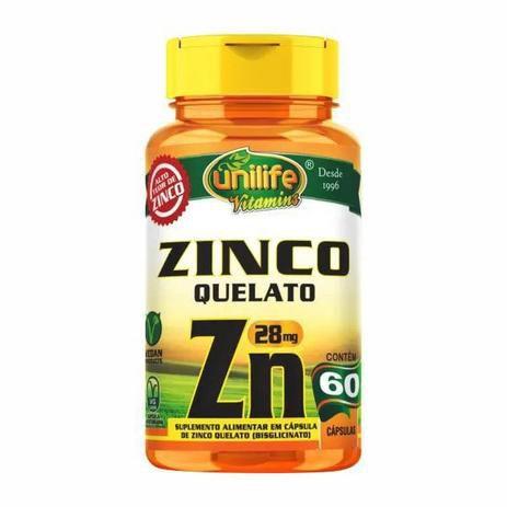 Zinco Quelato - Unilife