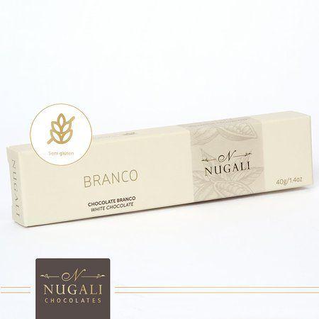 Chocolate Branco - Nugali 40g