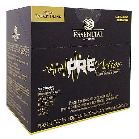 Pré Action - Essential Nutrition