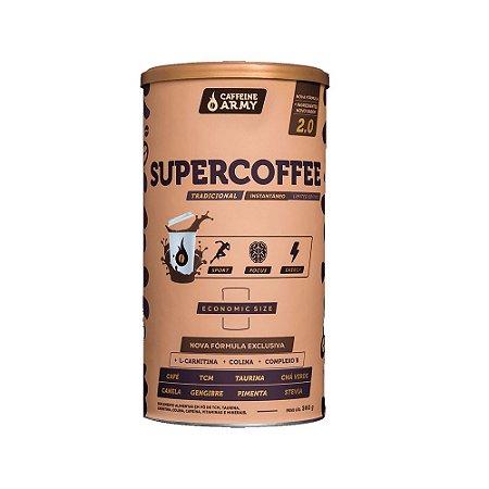 SuperCoffee - Lata 380g