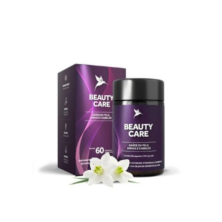Beauty Care - Pura Vida 60 cápsulas