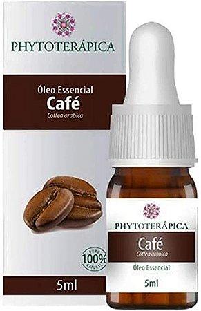 Óleo Essencial de Café Phytoterápica - 5ml