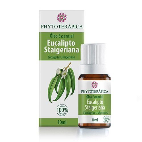 Óleo Essencial Eucalipto Staigeriana Phytoterápica 10ml