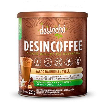 Desincoffee lata 220g