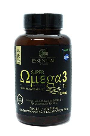 d99964f6e Super Ômega 3 TG 90 Cápsulas 1000mg - Essential Nutrition - Sirius ...