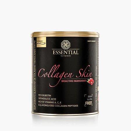 Colágeno Collagen Skin Cranberry - Essential Nutrition