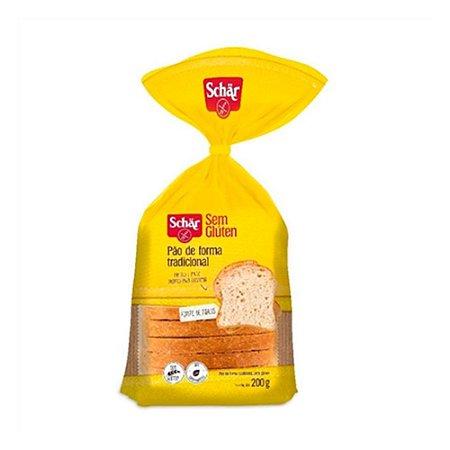 Pão de Forma Tradicional - Schär
