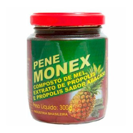 Penemonex: Composto com Mel e Própolis sabor Abacaxi - Pronatu