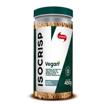 Isocrisp Vegan - Vitafor
