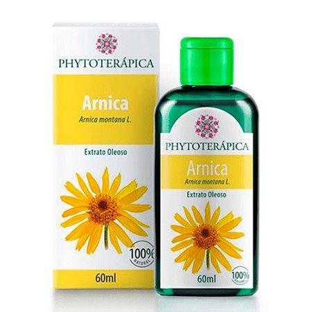 Extrato Oleoso de Arnica - Phytoterápica