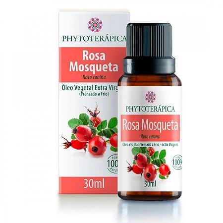 Óleo Vegetal de Rosa Mosqueta - Phytoterápica