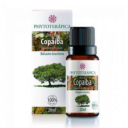 Bálsamo de Copaíba - Phytoterápica