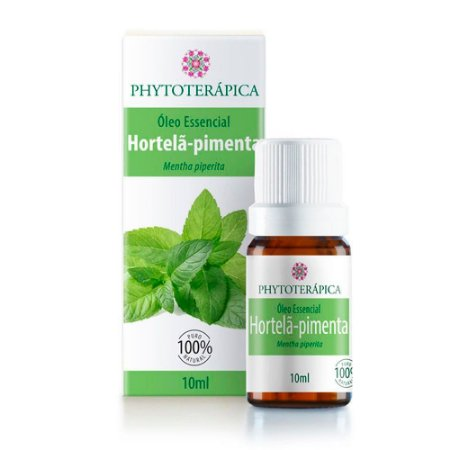 Óleo Essencial de Hortelã-pimenta – Phytoterápica