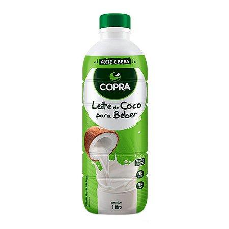 Leite de Coco Para Beber - Copra