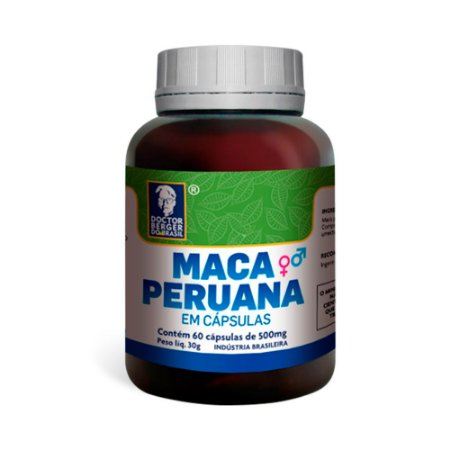 Maca Peruana – Doctor Berger