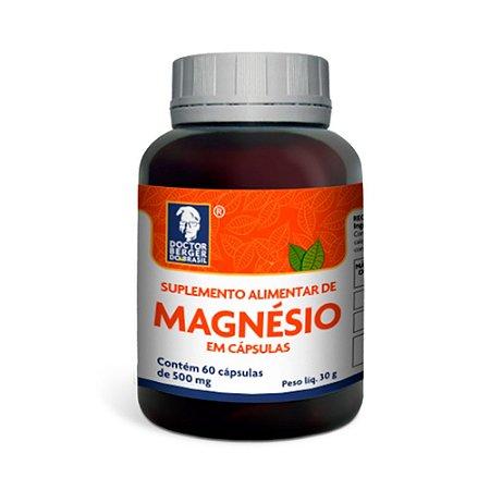 Magnésio – Doctor Berger