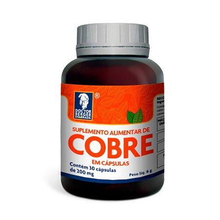 Cobre – Doctor Berger