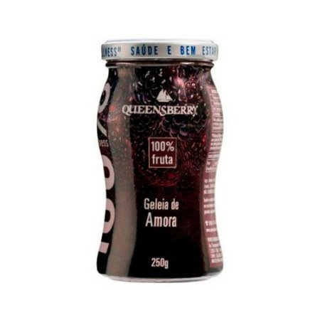 Geleia 100% fruta - Queensberry