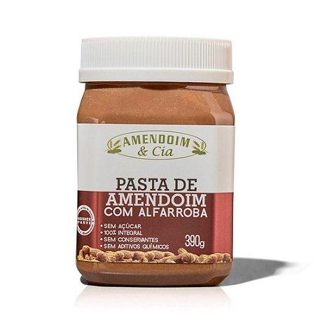 Pasta de Amendoim com Alfarroba – Amendoim & Cia