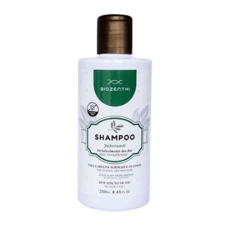 Shampoo de Jaborandi - Biozenthi