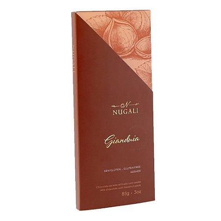 Chocolate Gianduia - Nugali