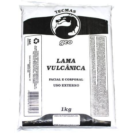 Argila Preta Lama Vulcânica - Tecmas Geo