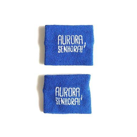 Munhequeira para Babador BLW - Azul
