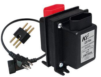 Auto Transformador 110 para 220 2000va Com Proteção Térmica kf