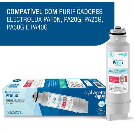 Refil Prolux Purificador Electrolux PA10N PA20 PA25G PA30G PA40G