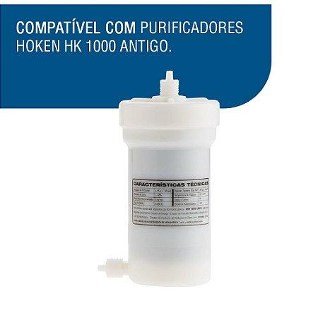 Refil Kit Multiplo 2 vias 1009 C Hoken HK 1000 antigo
